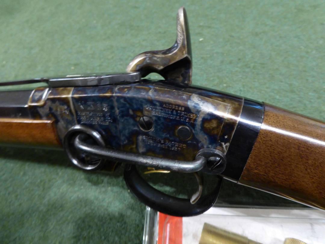Karabin Pietta Smith Carbine Artillery kal  50 - Broń palna